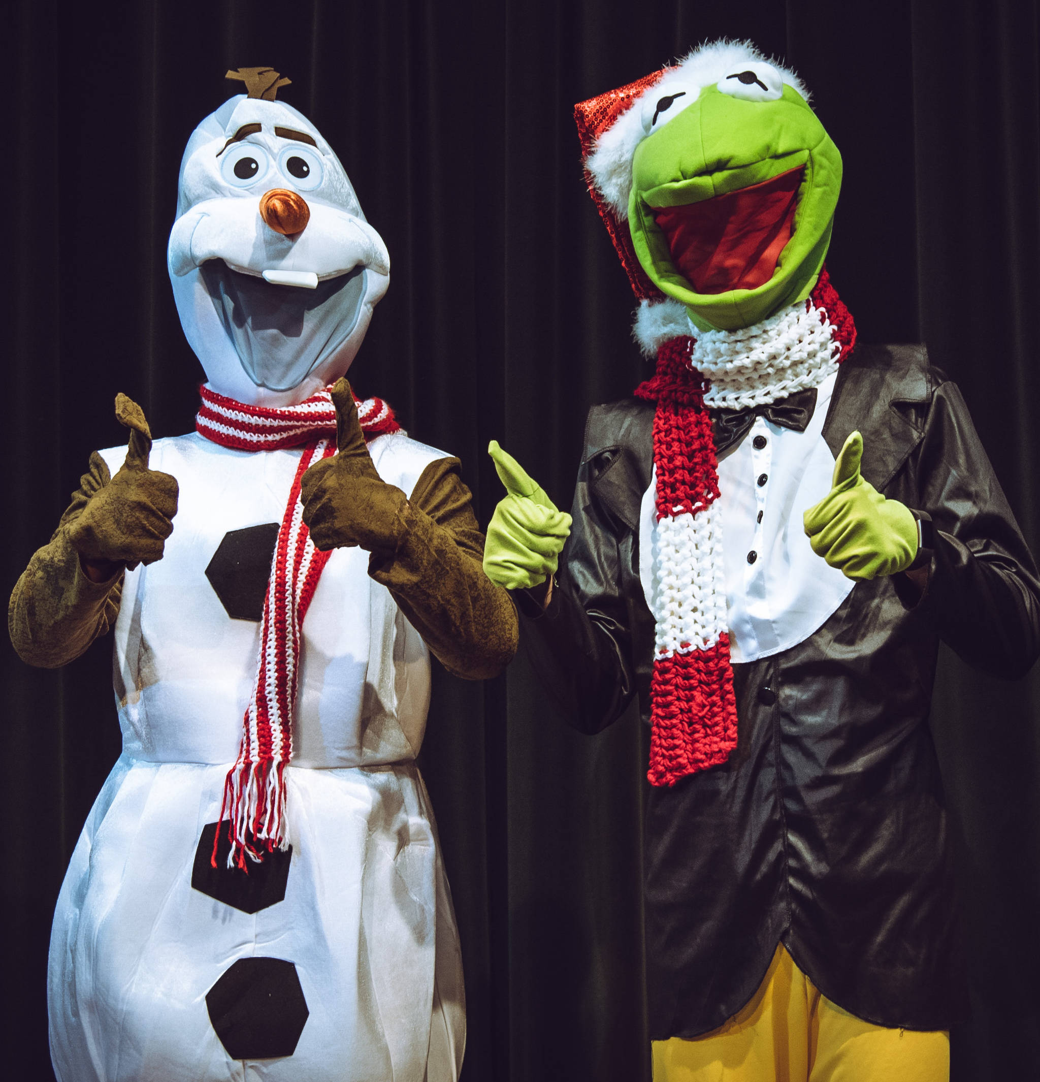 Young performers put some PACE in the holiday season with annual Christmas revue